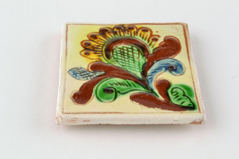 Decorative fridge magnet photo 3