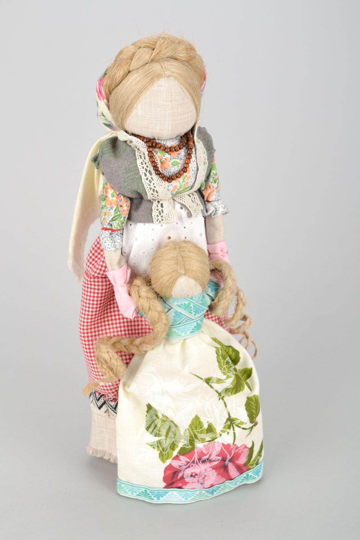 Doll motanka Leading for Life photo 3