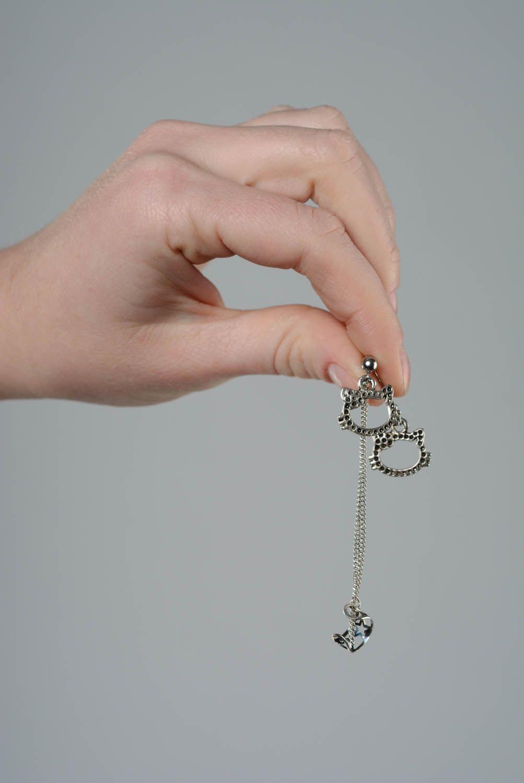 Metal ear cuffs  photo 4