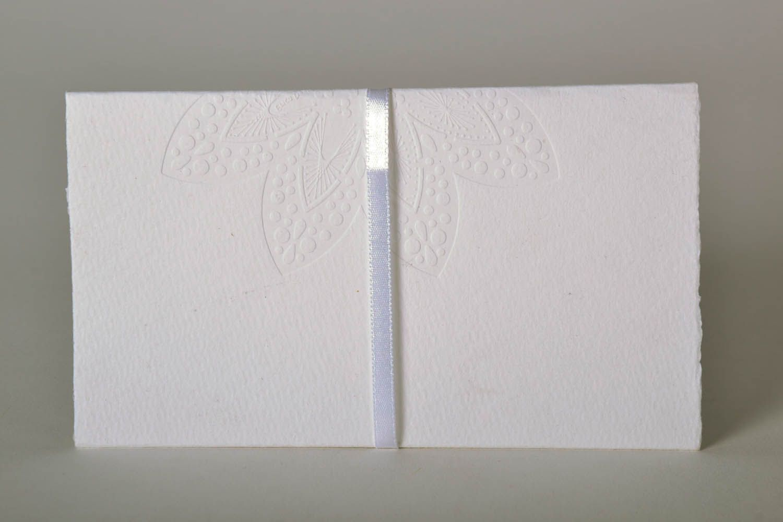 Wedding greeting card photo 5