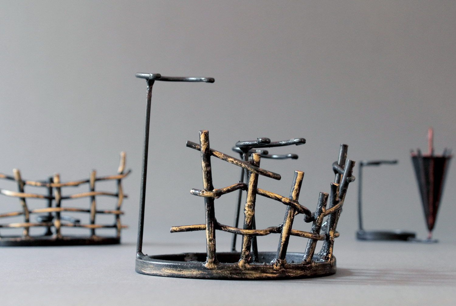 holders Decorative forged stand - MADEheart.com
