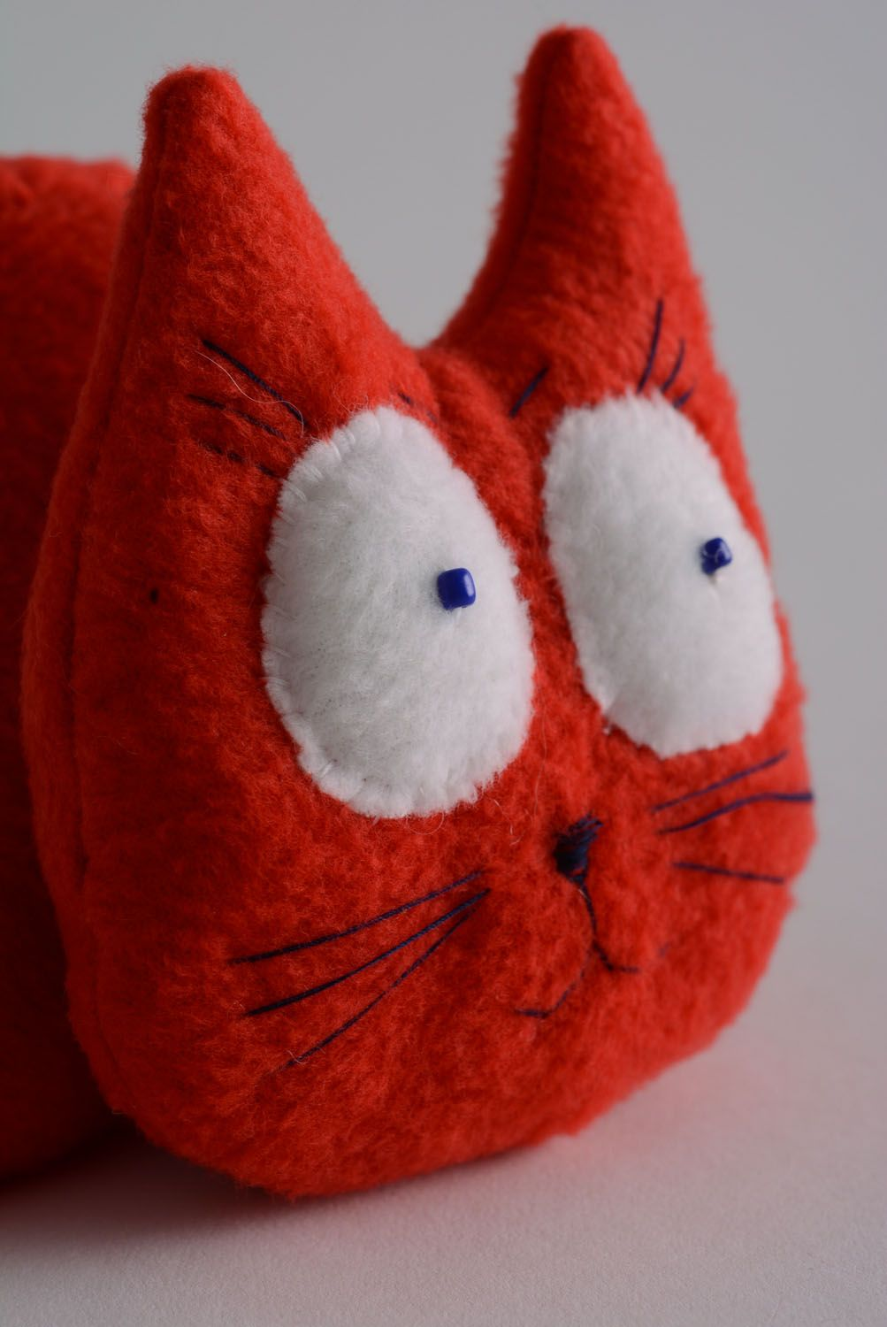 Soft toy with pleasant aroma Red Cat photo 2