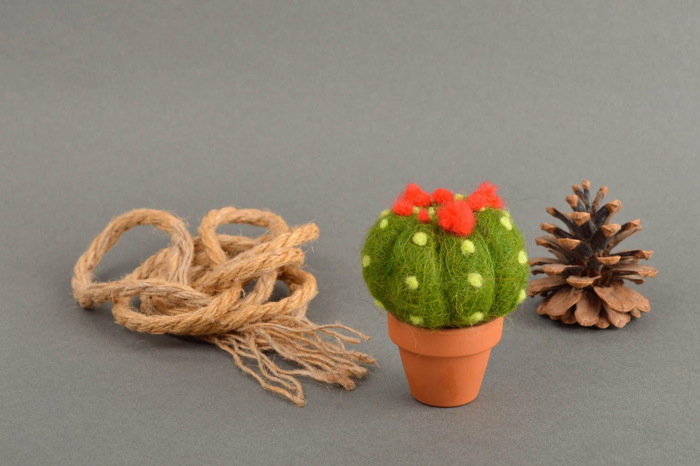 MADEHEART > Plüsch Kaktus handmade Spielzeug aus Stoff kreative ...