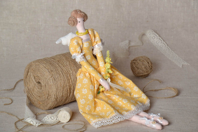 Handmade interior doll photo 1