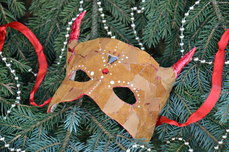 masks Interior carnival mask  - MADEheart.com