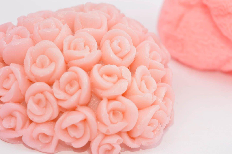 Decorative soap bath decor homemade soap natural soap natural cosmetics for girl photo 4