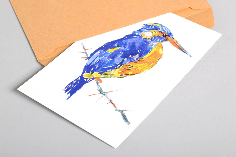 Handmade greeting cards unusual card designer signature card handmade gift photo 4