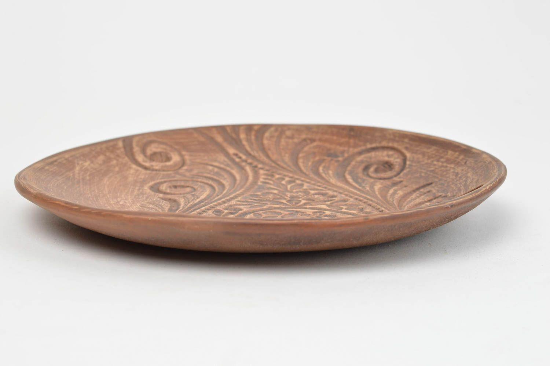 madeheart plato plano de cer mica hecho a mano vajilla