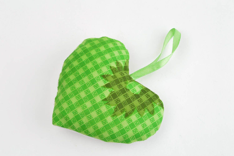 Handmade aromatized hanging unusual decorative pincushion designer soft toy  photo 4