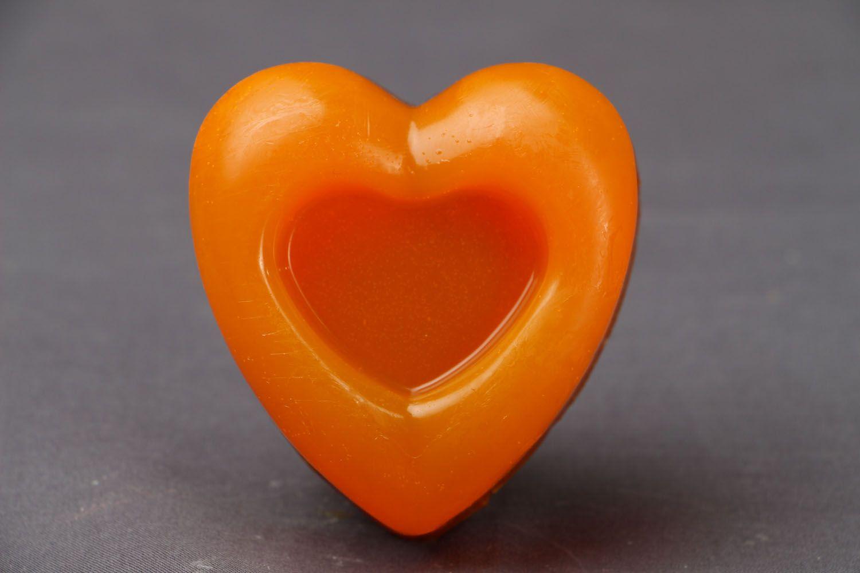 Natural soap Beloved Heart photo 1