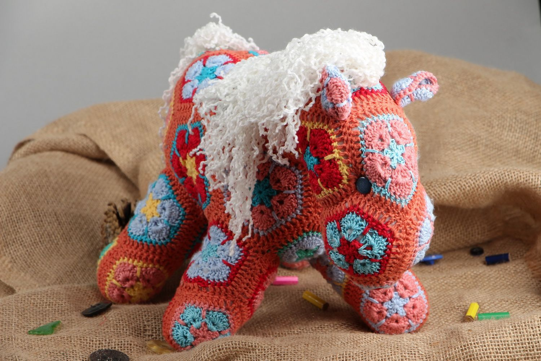 Crochet Horse photo 5