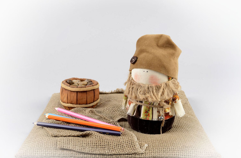 Decorative use only soft doll interior decor designer doll for children photo 5
