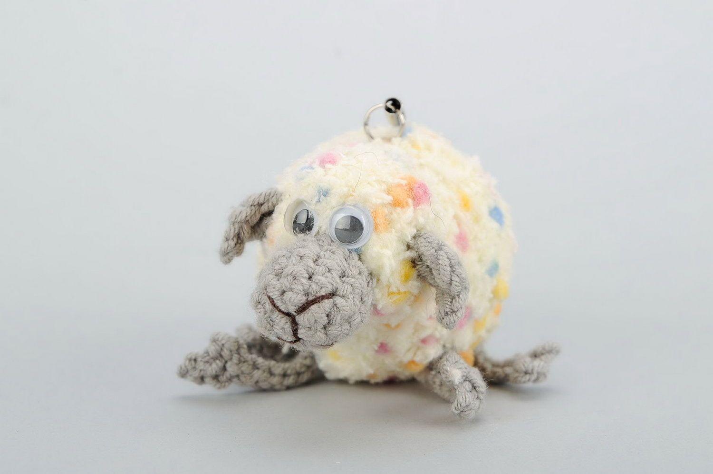 keychains Crochet keychain