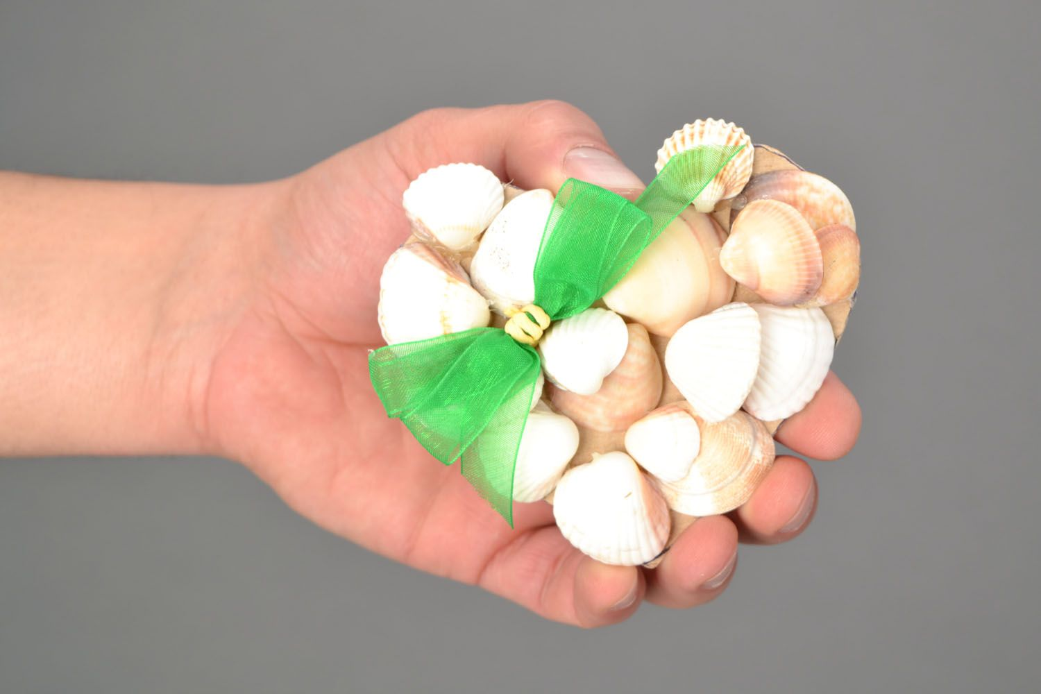 Magnet made of shells photo 2