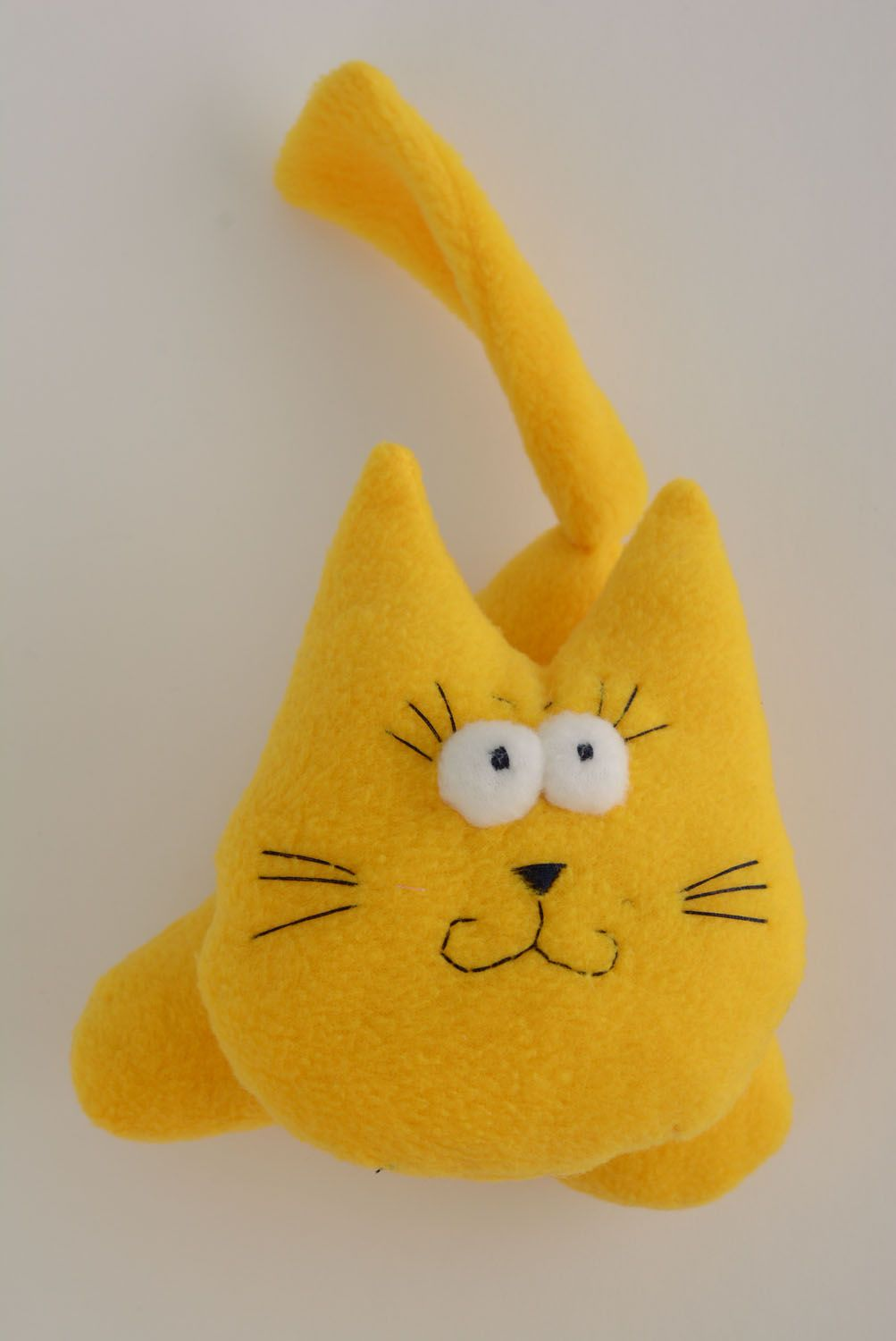 Soft toy with aroma Yellow Kitten photo 5