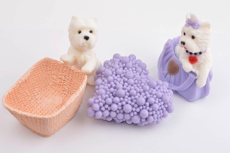 Soap for children handmade soap natural cosmetics natural soap homemade soap photo 2