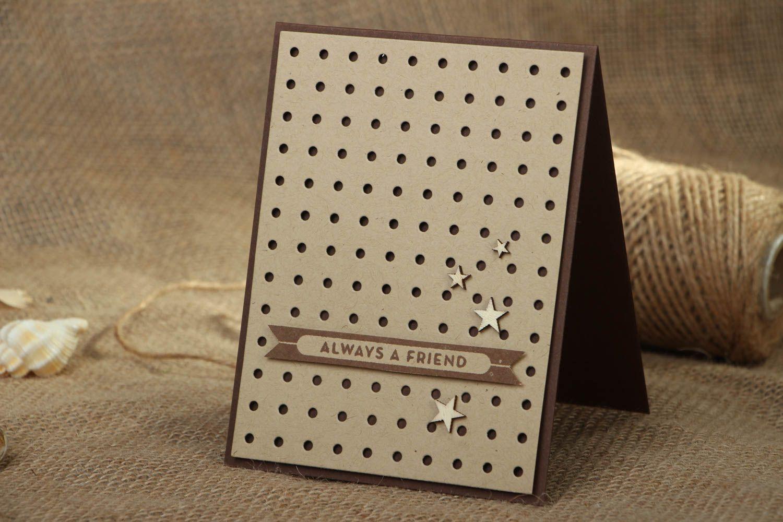 Scrapbooking post card photo 5
