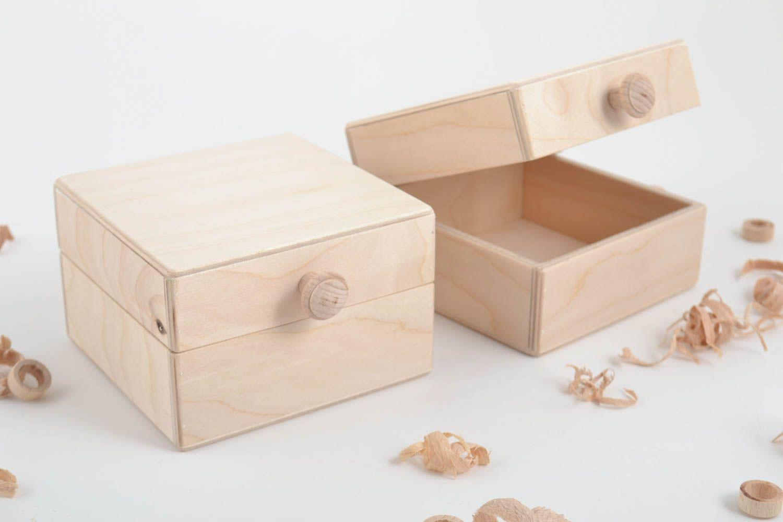 Madeheart cajas de madera para decorar artesanales art culos para pintar regalo original - Cajas de madera para decorar ...