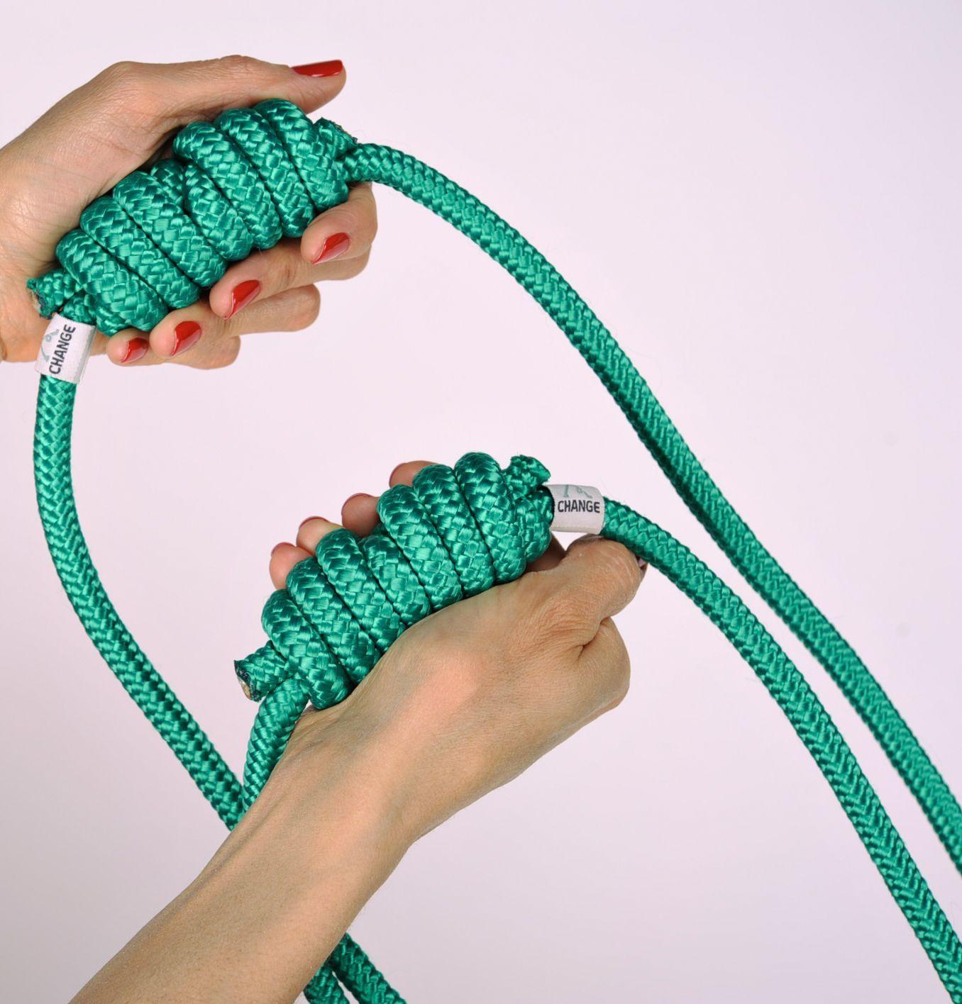 Caproic yoga rope  photo 2