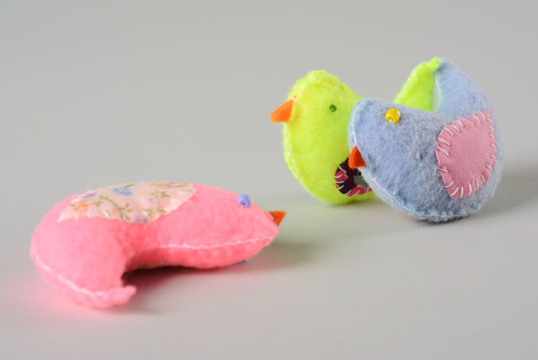 Set of soft toys Birdies photo 5