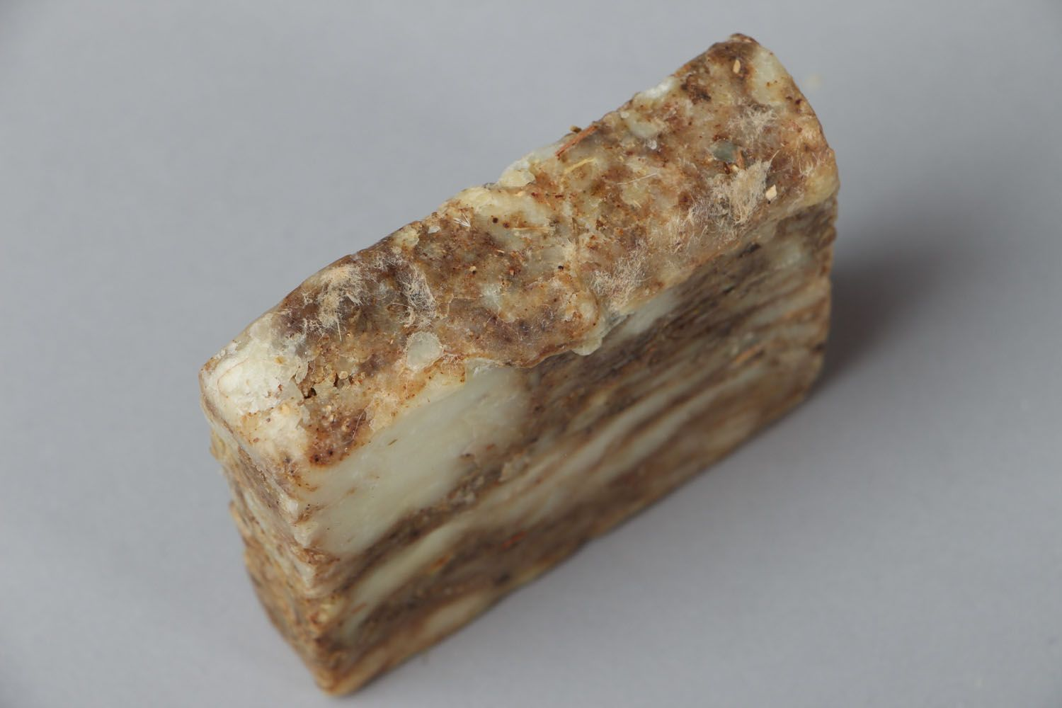 Herbal soap with essential oils photo 2