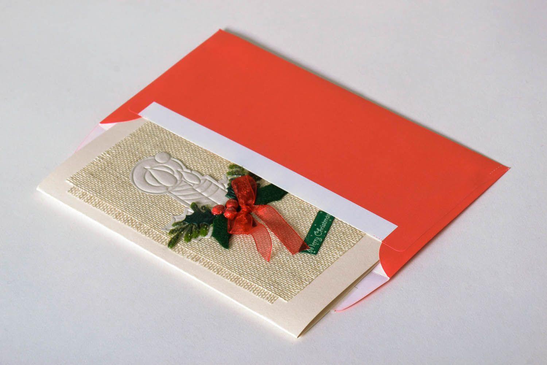 Christmas greeting card photo 2