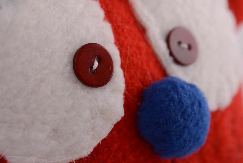 Soft fleece toy Rabbit photo 2