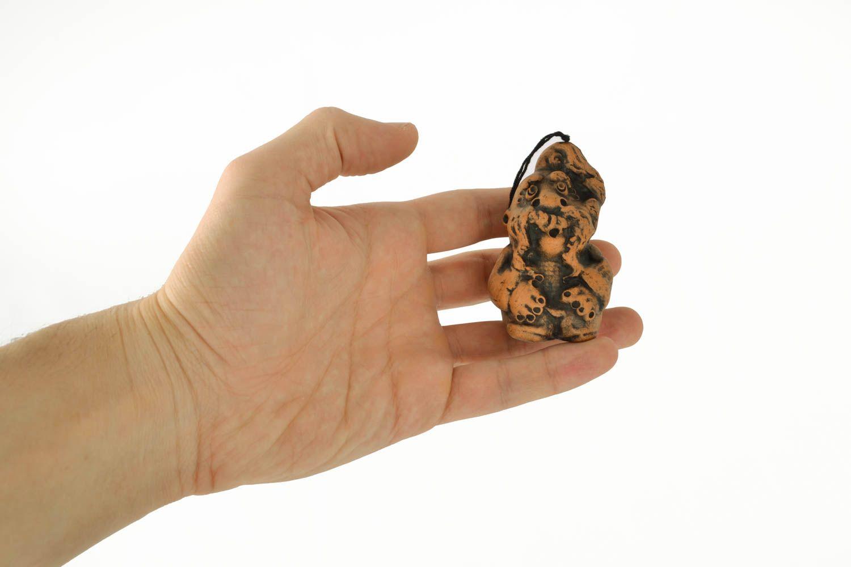 Designer ceramic bell Cossack photo 4