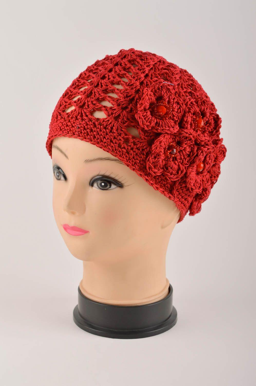 66ee0b09184 headwear Handmade hat for girls warm woolen hat for winter designer baby hat  gift ideas -