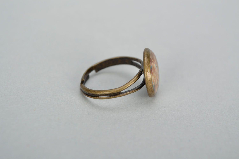 Homemade round ring photo 3