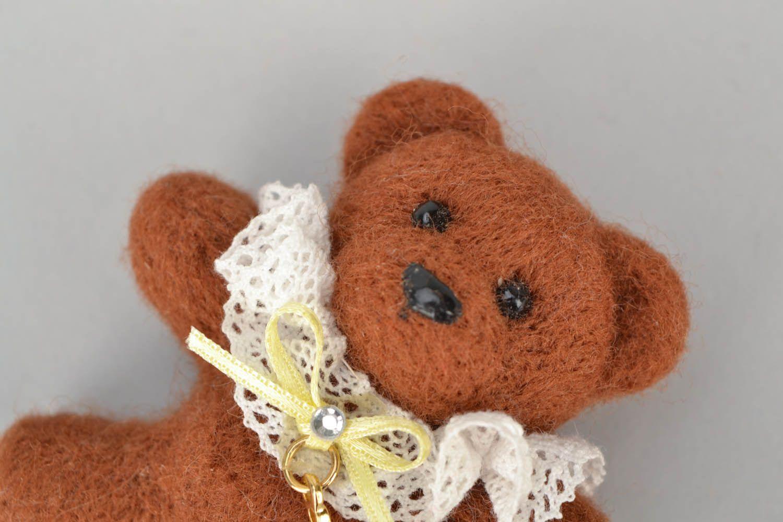 Soft brooch Little Bear photo 3