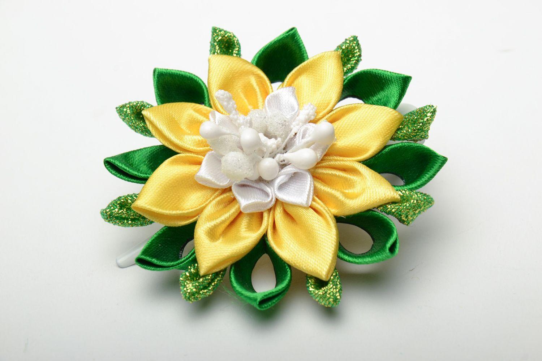 Цветы канзаши лучшее фото и описание