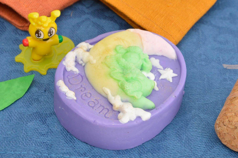 Decorative soap handmade soap natural soap natural cosmetics bath decor photo 1