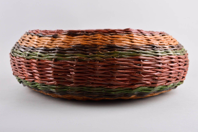 Wicker basket home decor handmade woven basket interior decor ideas home box photo 4