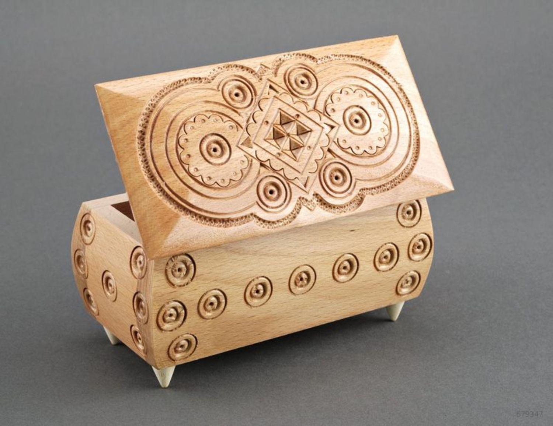 boxes Handmade jewelry box - MADEheart.com