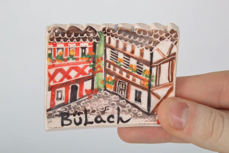 Fridge magnet Bulach photo 2