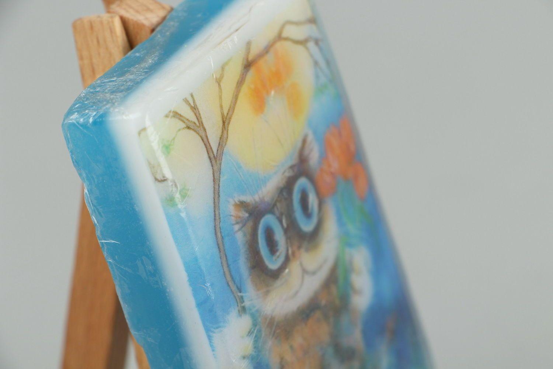 Soap-picture with orange aroma photo 4