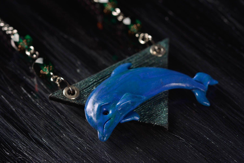 Как из полимерной глины сделать рыбок