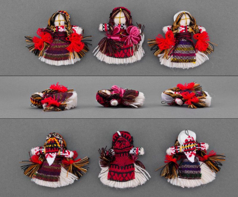 Ethnic motanka doll photo 3