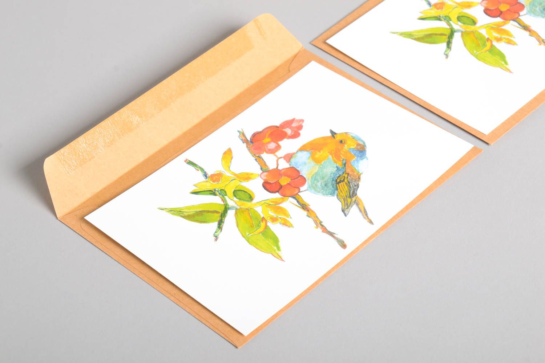 Handmade greeting card unusual gift ideas designer card for signature photo 5