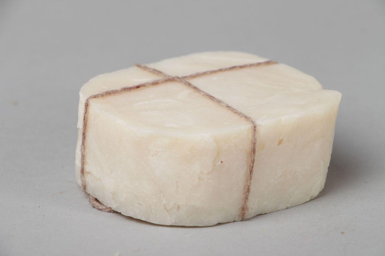 Oily homemade soap photo 3