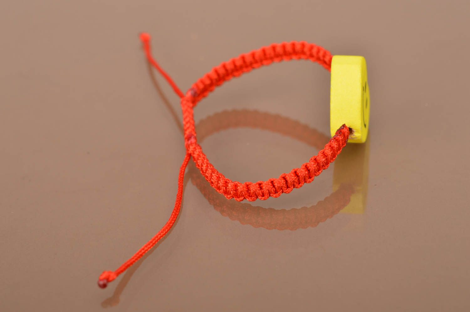 Stylish homemade friendship bracelet woven wax cord bracelet gifts for her photo 4