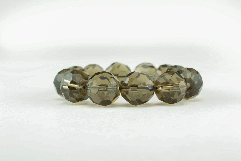 Czech glass bracelet photo 3
