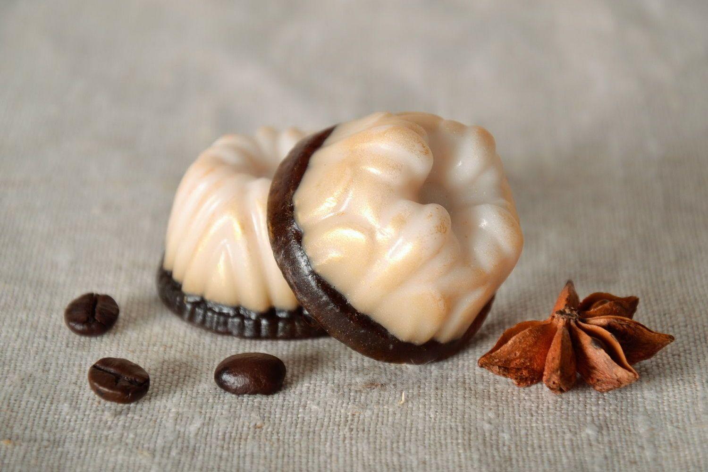 Handmade soap Coffee photo 1