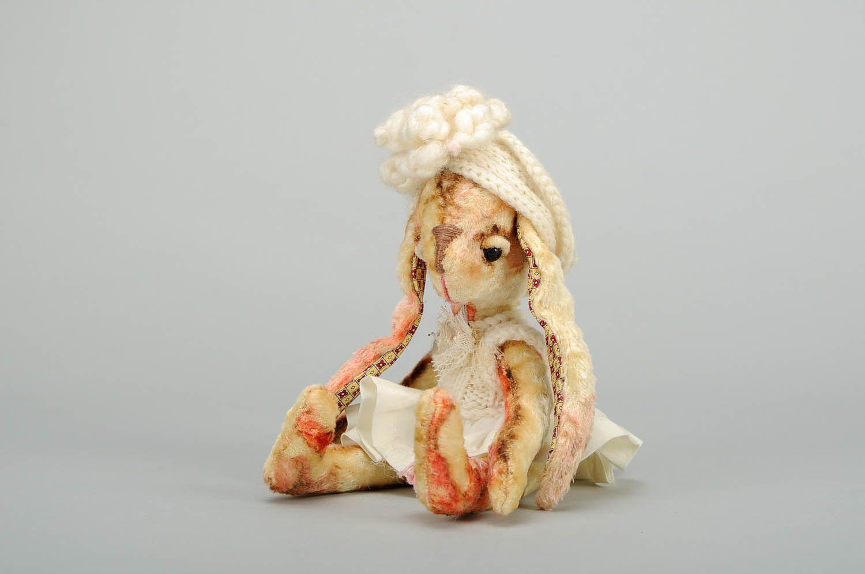 Soft toy Bunny photo 1