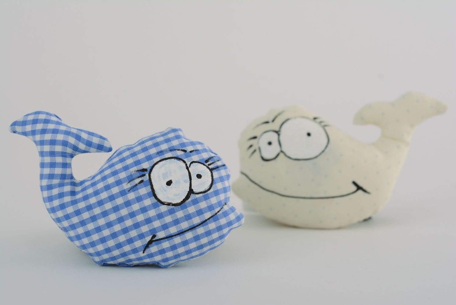 Small soft toy Fish photo 5