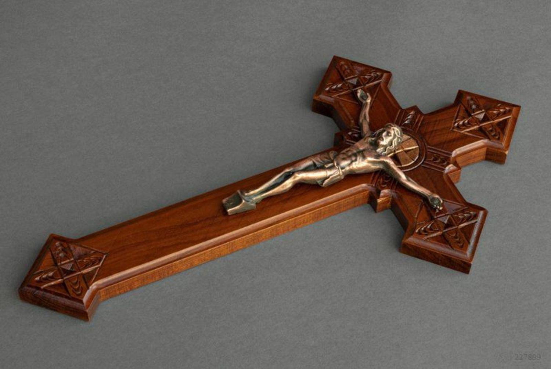 decorative crosses Orthodox wall cross - MADEheart.com