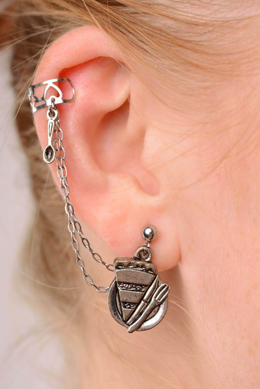 Cuff earrings Surprise photo 3