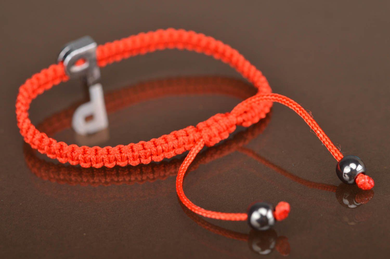 С чего плетут браслеты шамбала