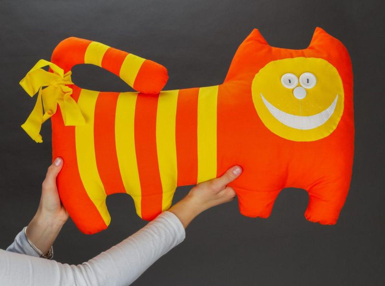 Pillow toy Orange Cat photo 3